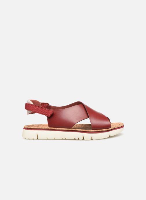 Sandales et nu-pieds Camper Oruga Sandal K200157-017 Rouge vue derrière