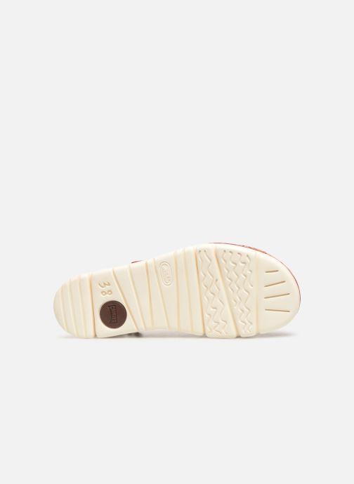 Sandalen Camper Oruga Sandal K200157-017 Rood boven