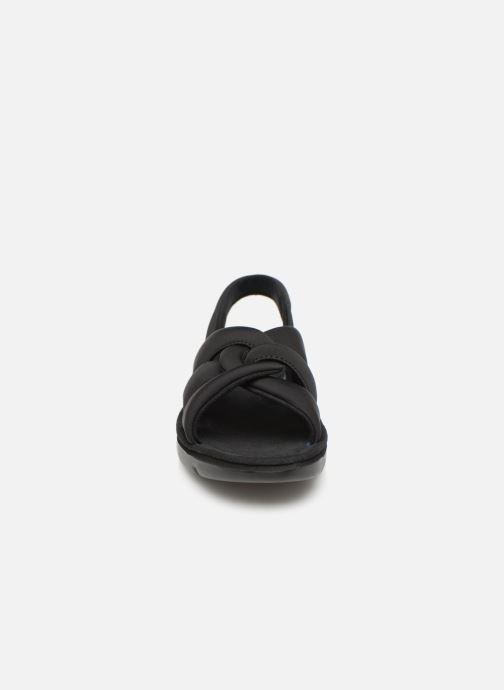 Sandal Sandal Black K200820 Oruga K200820 Camper Oruga Black Camper E2HIWYD9