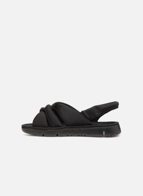 Sandalen Camper Oruga Sandal K200820 Zwart voorkant