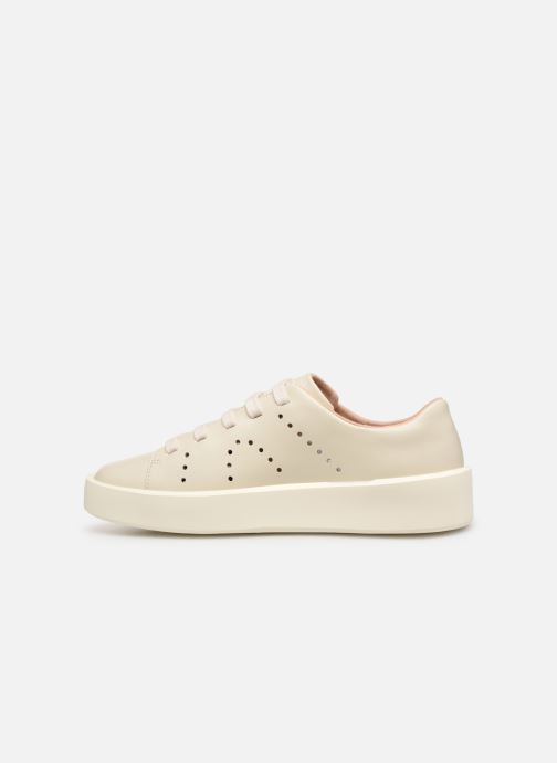 Sneakers Camper Courb W Bianco immagine frontale