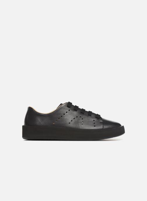 Sneaker Camper Courb W schwarz ansicht von hinten