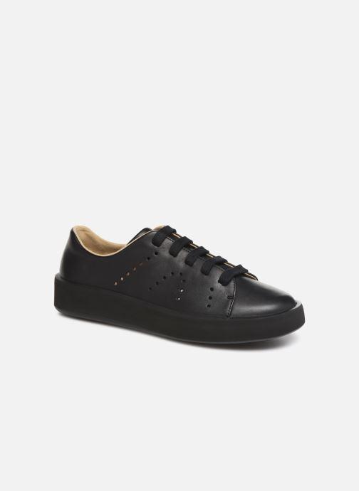 Sneaker Camper Courb W schwarz detaillierte ansicht/modell