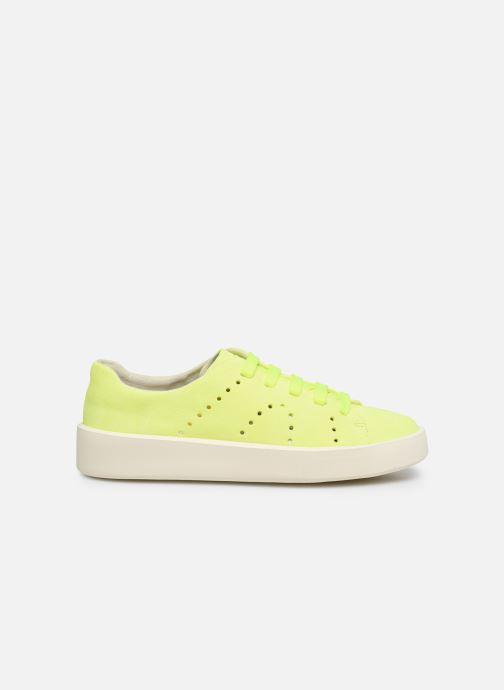 Sneakers Camper Courb W Giallo immagine posteriore