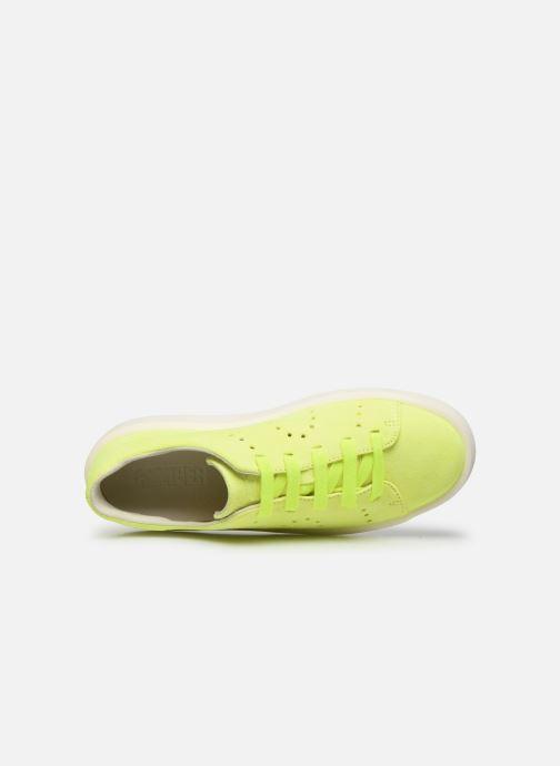 Sneakers Camper Courb W Giallo immagine sinistra