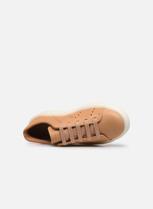 Sneakers Camper Courb W Marrone immagine sinistra
