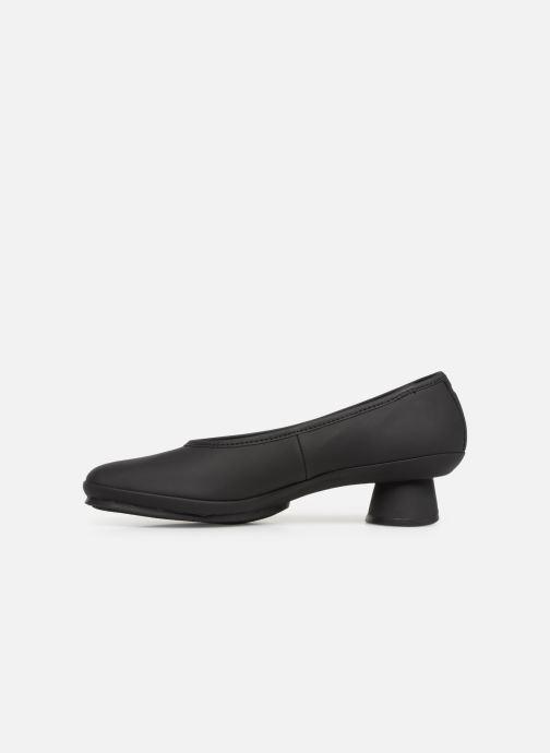 Ballerina's Camper Alright K200607-009 Zwart voorkant