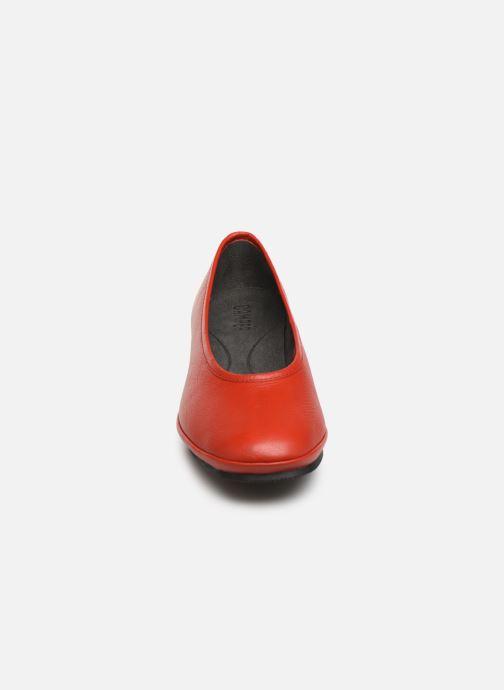 Ballerines Camper Alright K200607 Rouge vue portées chaussures