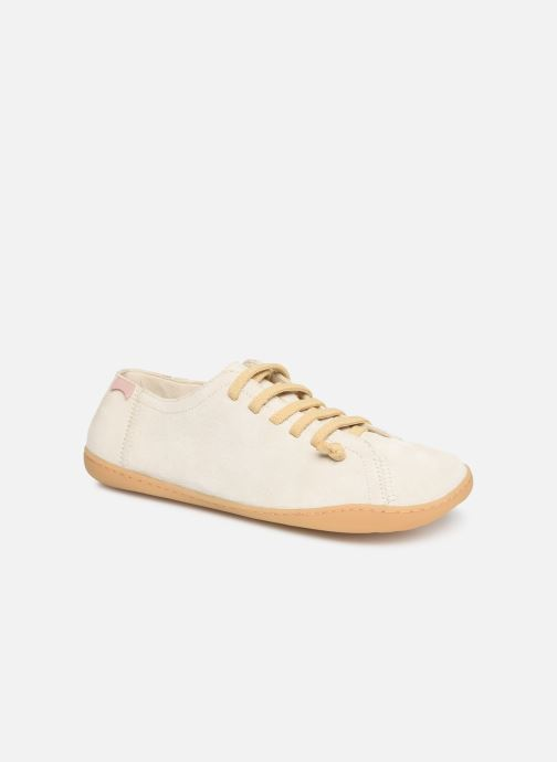Trainers Camper Peu Cami K200586 White detailed view/ Pair view