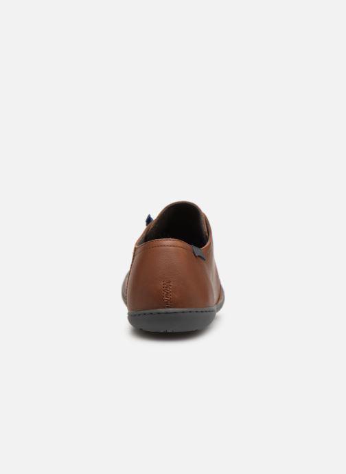 Sneakers Camper Peu Cami K100447 Bruin rechts