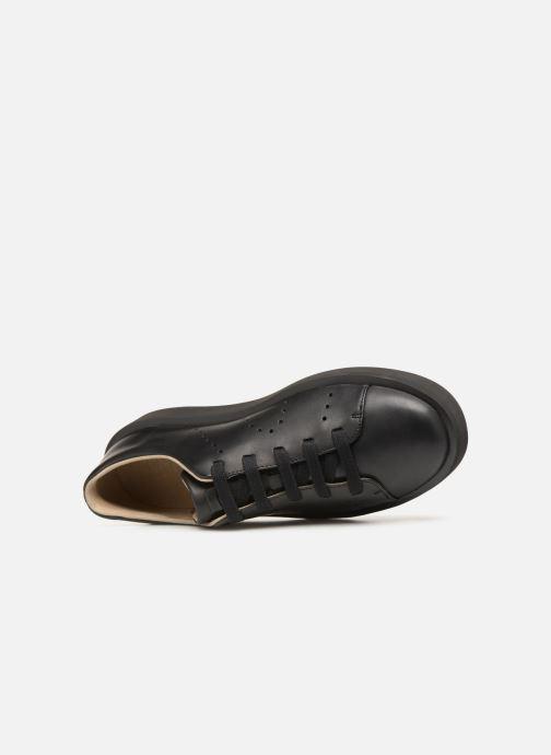 Sneakers Camper Courb M Nero immagine sinistra
