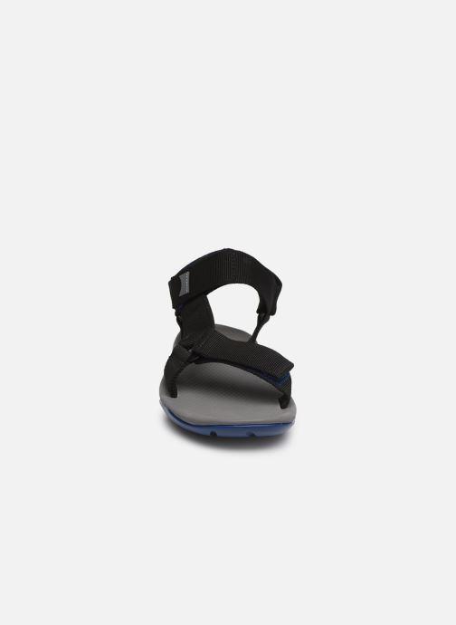 Sandales et nu-pieds Camper Match Noir vue portées chaussures