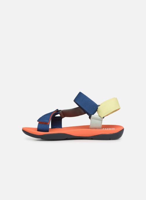 Sandales et nu-pieds Camper Match Multicolore vue face