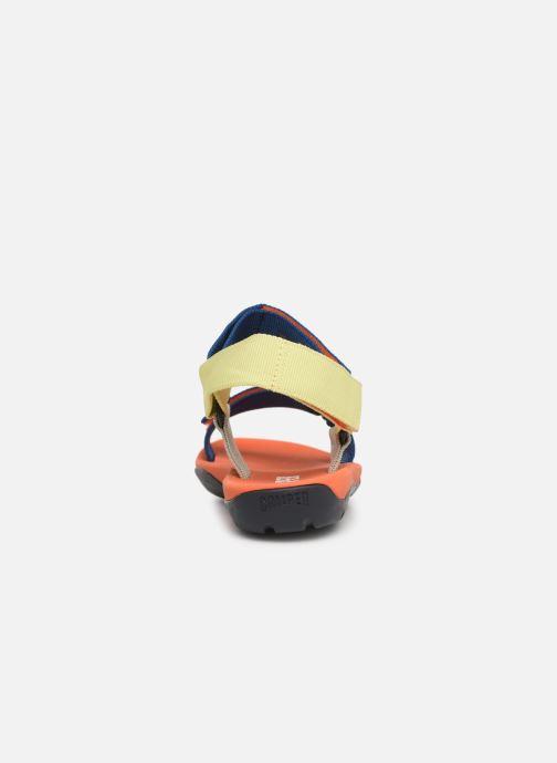 Sandales et nu-pieds Camper Match Multicolore vue droite
