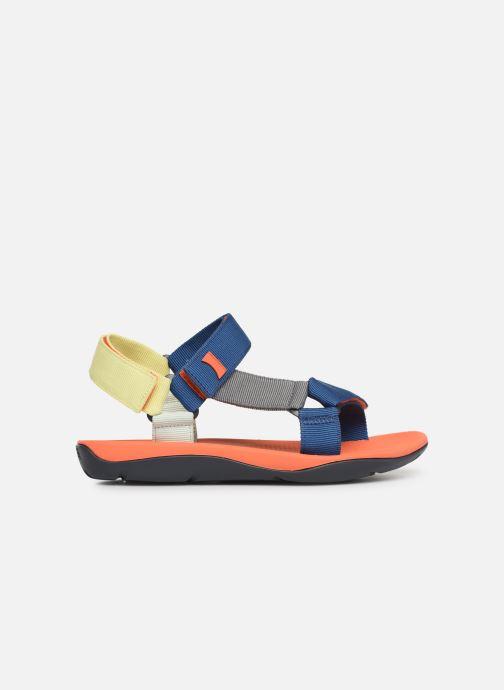 Sandales et nu-pieds Camper Match Multicolore vue derrière