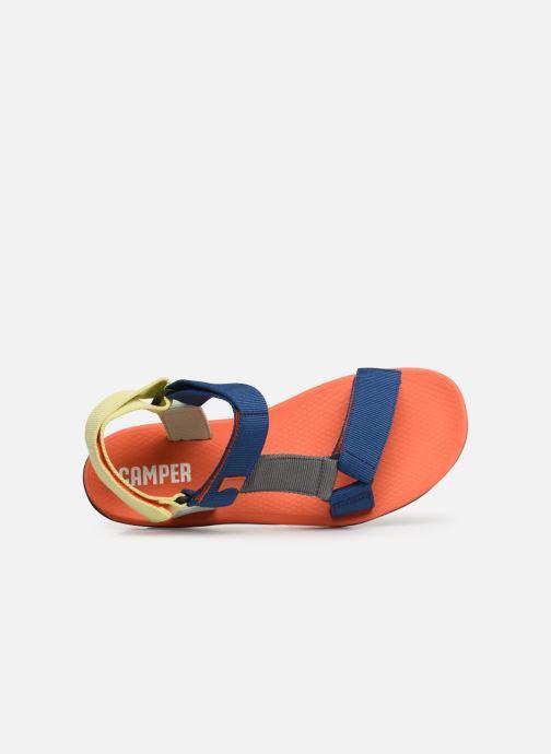Sandales et nu-pieds Camper Match Multicolore vue gauche