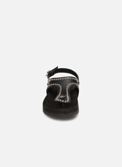 Chattawak Bradford (noir) - Sandales Et Nu-pieds Chez