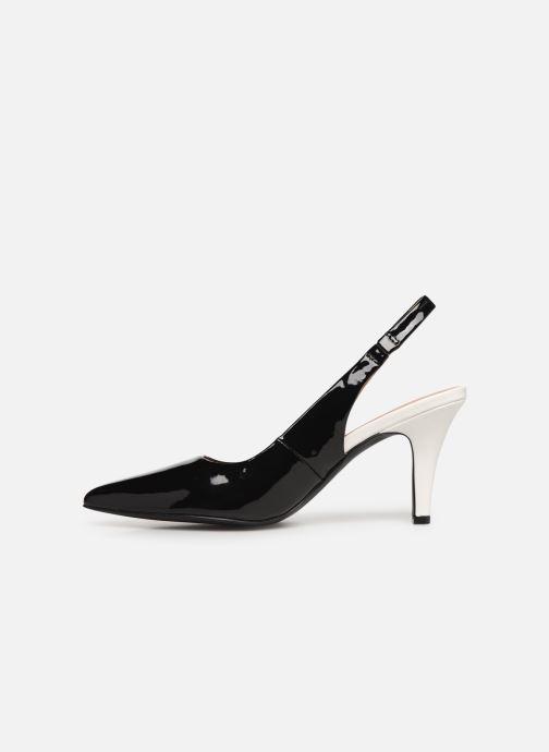 Zapatos de tacón Chattawak DORINE Negro vista de frente