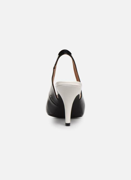 Zapatos de tacón Chattawak DORINE Negro vista lateral derecha