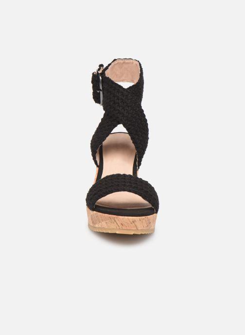 Sandalen Chattawak LADY Zwart model