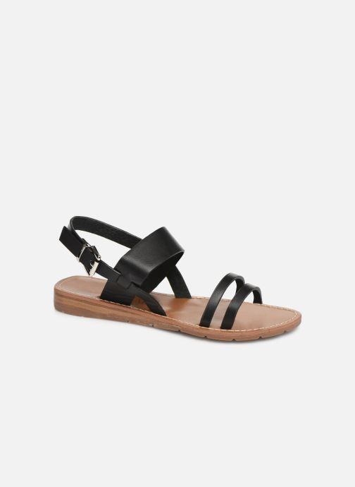 Sandali e scarpe aperte Chattawak RUBIS Nero vedi dettaglio/paio