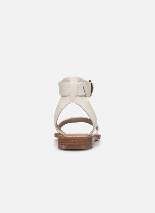 Sandales et nu-pieds Chattawak SABINE Blanc vue droite