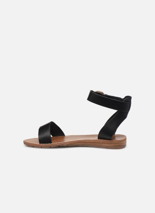 Sandali e scarpe aperte Chattawak SABINE Nero immagine frontale