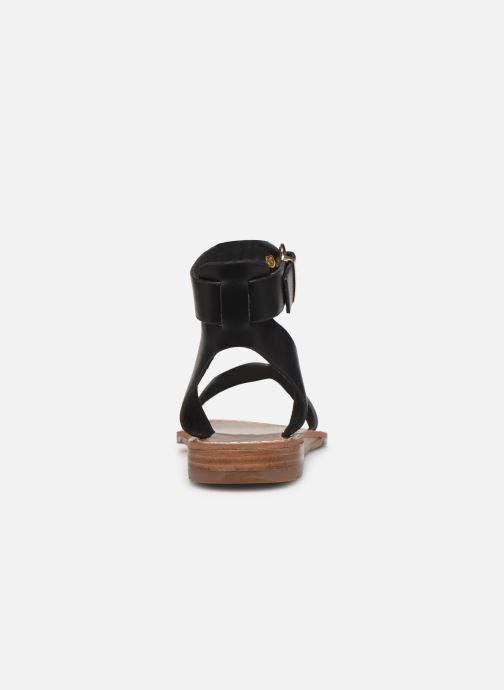Sandali e scarpe aperte Chattawak SABINE Nero immagine destra