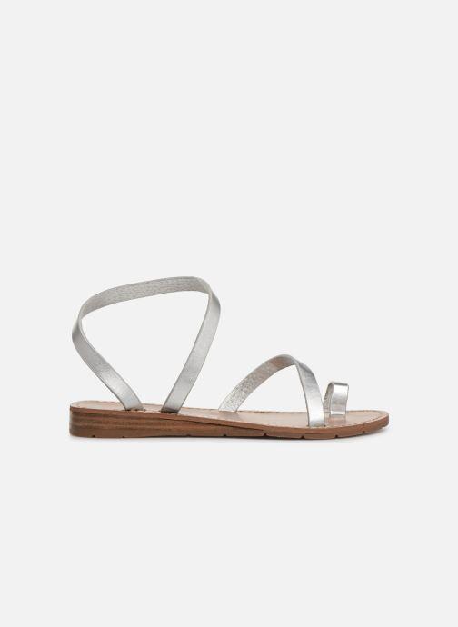 Sandales et nu-pieds Chattawak SALOME Argent vue derrière