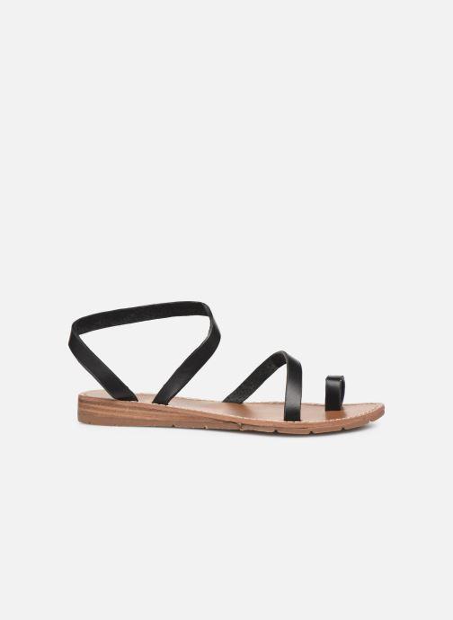Sandales et nu-pieds Chattawak SALOME Noir vue derrière