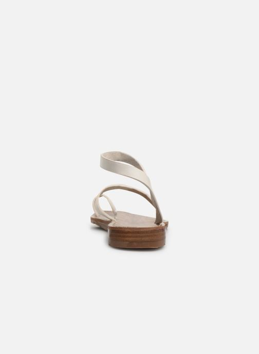 Sandals Chattawak SALOME Beige view from the right