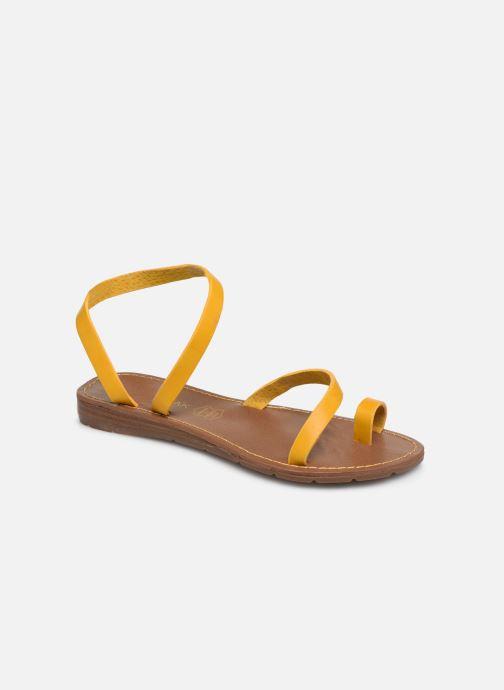 Sandalen Chattawak SALOME gelb detaillierte ansicht/modell