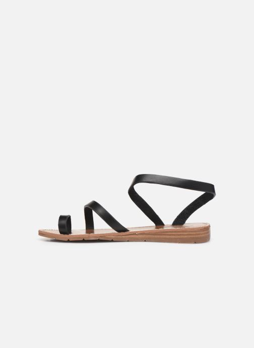 Sandali e scarpe aperte Chattawak SALOME Nero immagine frontale