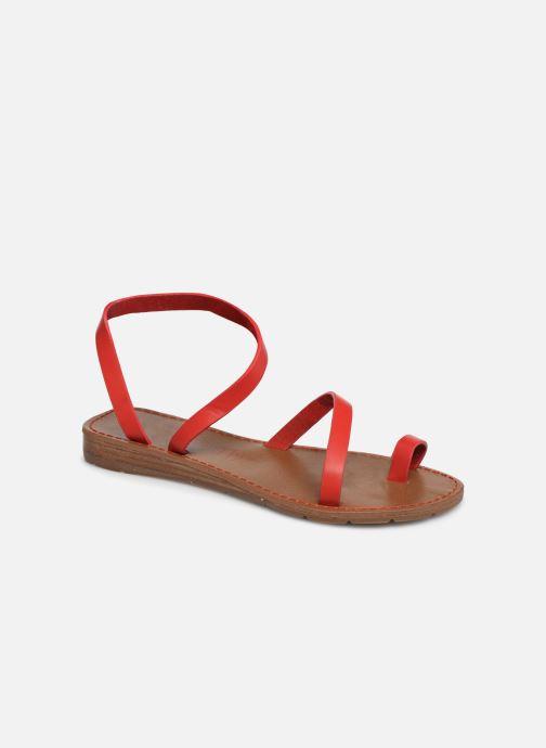Sandalen Chattawak SALOME rot detaillierte ansicht/modell