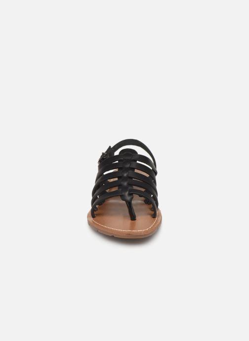 Sandales et nu-pieds Chattawak SHIRLEY Noir vue portées chaussures