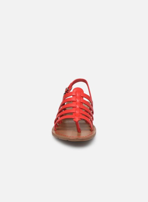 Sandals Chattawak SHIRLEY Red model view