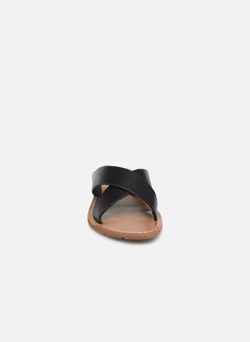 358054 schwarz Pantoletten amp; Chattawak Stella Clogs Xazvw