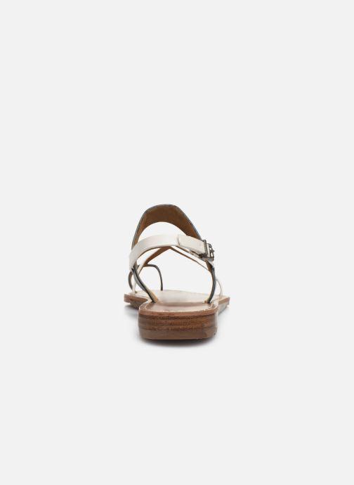 Sandali e scarpe aperte Chattawak VALERIANE Nero immagine destra