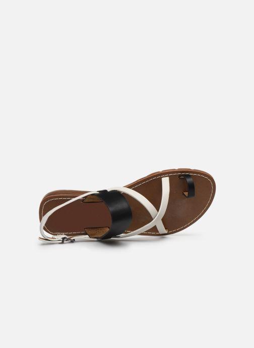 Sandali e scarpe aperte Chattawak VALERIANE Nero immagine sinistra