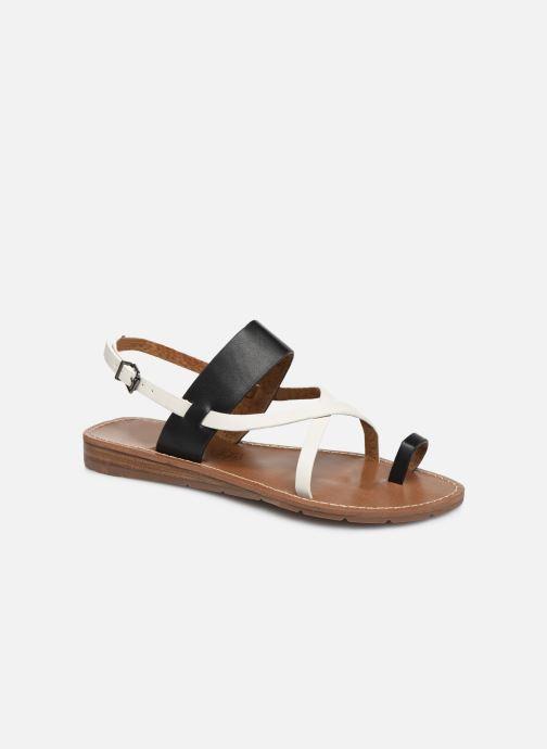 Sandalen Chattawak VALERIANE schwarz detaillierte ansicht/modell