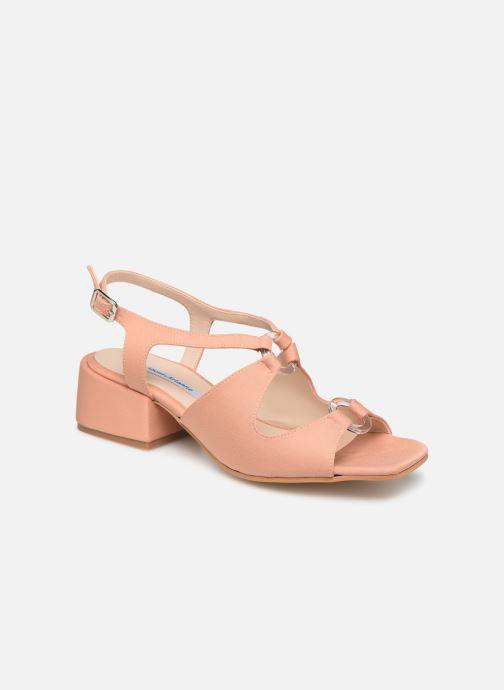 Sandales et nu-pieds About Arianne Brava Rose vue détail/paire