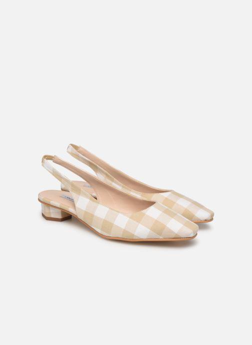 Zapatos de tacón About Arianne Galo Beige vista 3/4