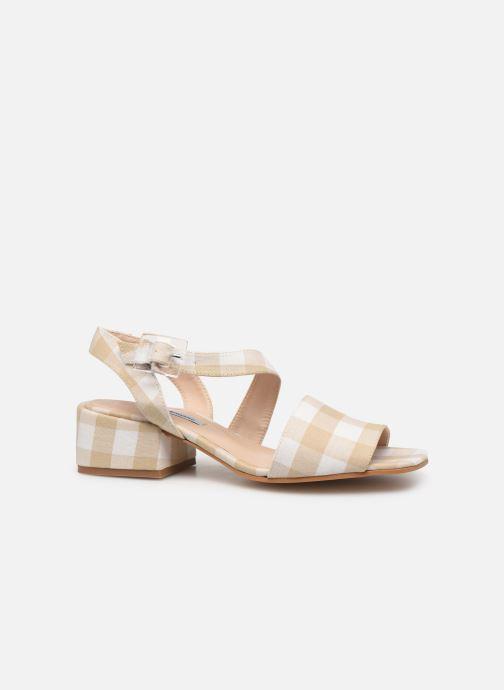 Sandales et nu-pieds About Arianne Selva Clear Beige vue derrière