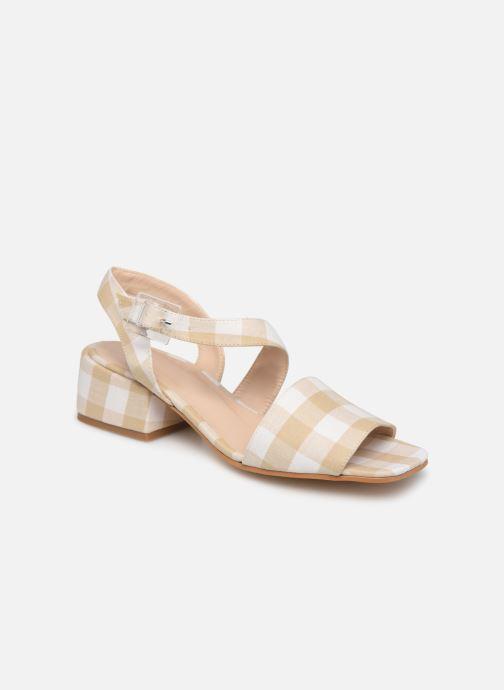 Sandales et nu-pieds About Arianne Selva Clear Beige vue détail/paire