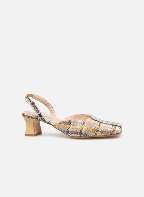 Sandales et nu-pieds About Arianne Plage Multicolore vue derrière