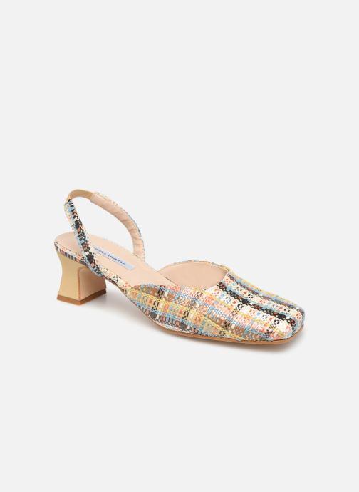 Sandales et nu-pieds About Arianne Plage Multicolore vue détail/paire