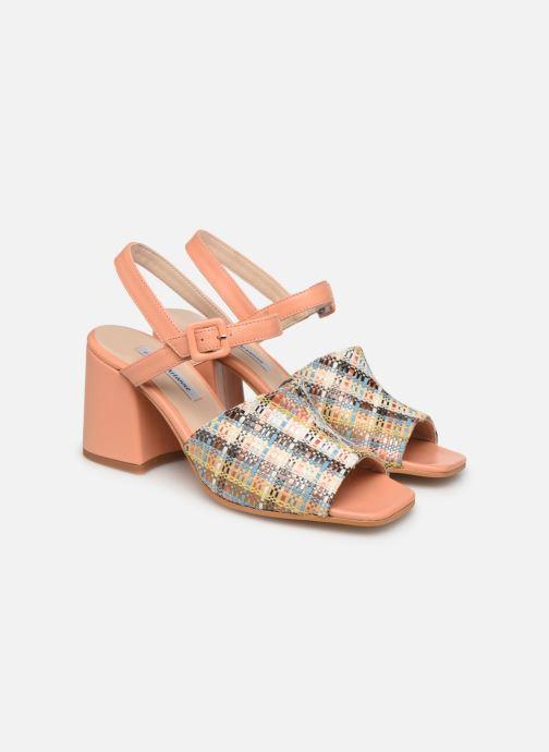 Sandales et nu-pieds About Arianne Rita Multicolore vue 3/4