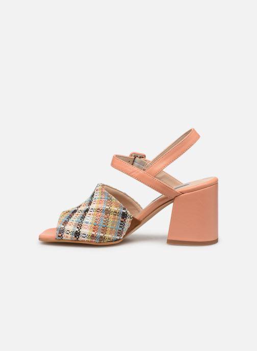 Sandales et nu-pieds About Arianne Rita Multicolore vue face