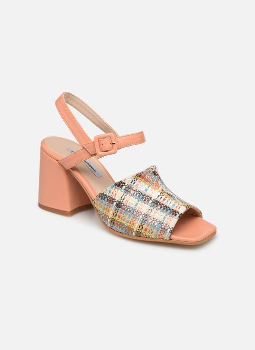 Sandales et nu-pieds About Arianne Rita Multicolore vue détail/paire