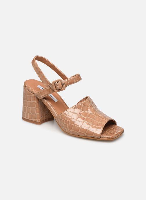 Sandales et nu-pieds About Arianne Rita Beige vue détail/paire